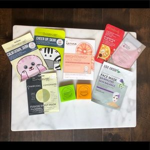 Other - FACE MASK VARIETY SET (9 total)